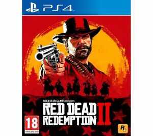 Red Dead Redemption 2 for PlayStation 4 Video Game
