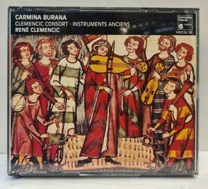 CD-Box (3 CDs) Carmina Burana - Version originale