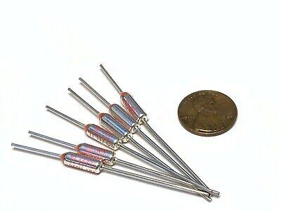 Microtemp L50 Thermal Fuse 128°F  TF Cutoff 10A Lot of 6