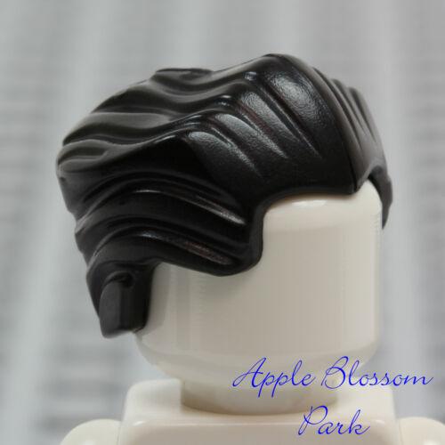 NEW Lego Minifig Slicked-back BLACK HAIR w//Widows Peak Dracula//Vampire Wig NEW