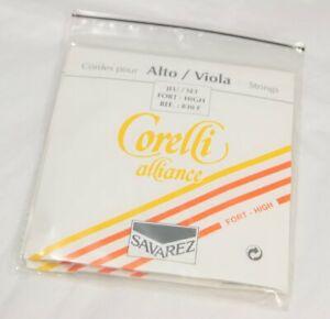 Neuf/scellé Set Viola Strings Forte Forte 830 F Corelli Alliance Savarez-afficher Le Titre D'origine Les Produits Sont Vendus Sans Limitations