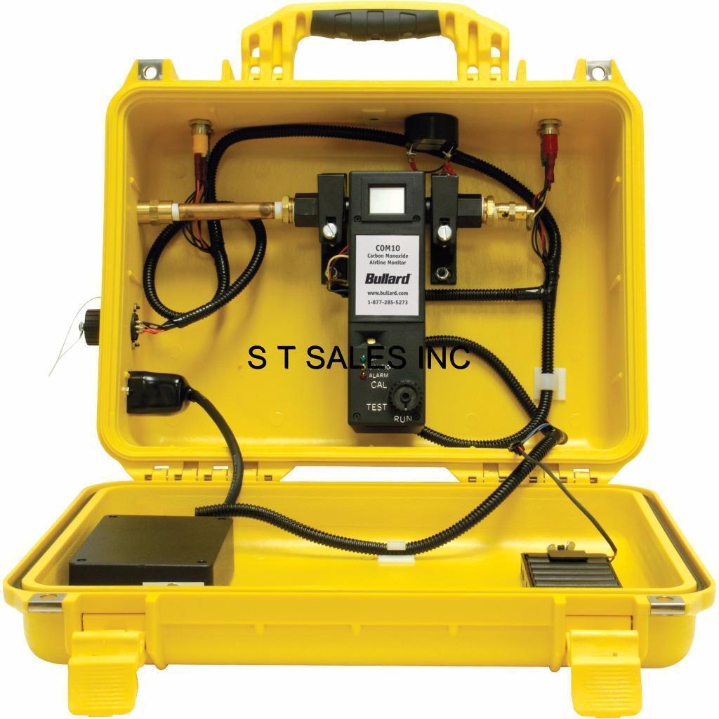 BULLARD COMPRESSED AIR CO MONITOR SYSTEM FOR BREATHING AIR SANDBLAST HOOD