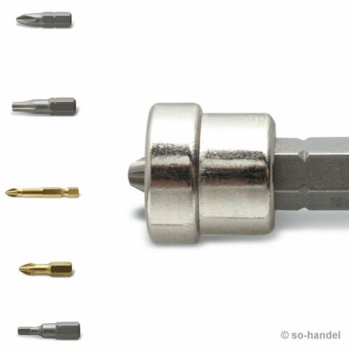Högert Screwdriver Bits Bit Nut pz1 ph2 pz2 ph3 hex3 hex4 t20 t30 t40