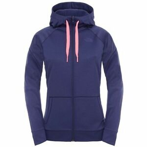 The North Face Womens Suprema Full Zip Performance Hoodie Patriot ... 702370a700