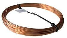 Copper Wire Round Unplated (Soft) 0.4mm to 5.0mm