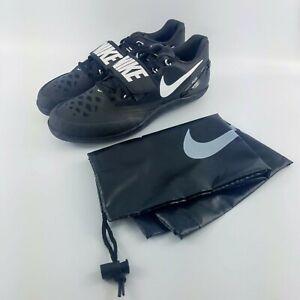 a5bff89b Nike Zoom Rotational 6 Throwing Shoes w/ Bag - Black - 685131-017 ...