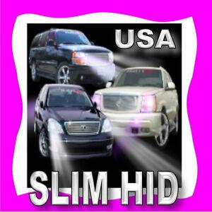 SLIM-9145-9045-9140-H10-HID-Driving-Fog-Light-Kit-4300K-6000K-8000K-10000K