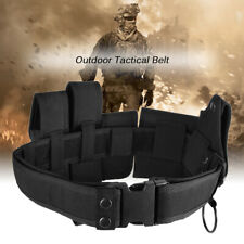 Lixada Outdoor Tactical Belt Law Enforcement Modular Equipment