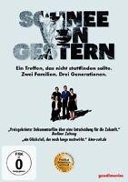 DOKUMENTATION - SCHNEE VON GESTERN  DVD NEU