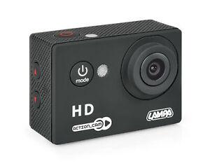 Brillant Action-cam 1, Telecamera Per Sport 720p + Kit Accessori Lampa 100% De MatéRiaux De Haute Qualité