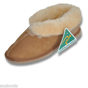UGG SLIPPERS Ladies Sheepskin Ugg Boots 100% Australian made Since 1977