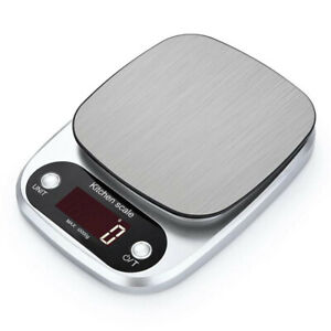 10KG-Kitchen-Digital-Food-Stainless-Steel-Scale-Multifunction-Accurate
