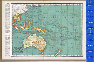 Details about OCEANIA - AUSTRALIA - Continent - 1933 Color Map on europe map, australia hemisphere map, australia language, australia earth map, australia calendar 2015, australia town map, australia church map, australia business map, australia and oceania physical, australia flag, australia usa map, australia continental map, australia culture map, new zealand map, australia on the map, australia opera house map, australia map printable, devil's marbles australia map, australia character map, australia slot canyons,