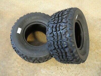 2 New Duro 24x11-10 DI-K968 Dunlop KT869 Rear OEM Kawasaki 610 Mule 4x4 Tires