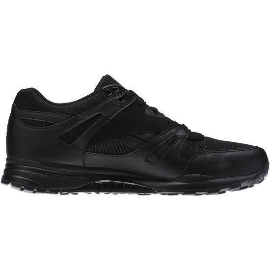 Los zapatos más populares para hombres y mujeres Para Hombre Reebok Ventilador ST Clásico Informal Entrenadores Negro V63524