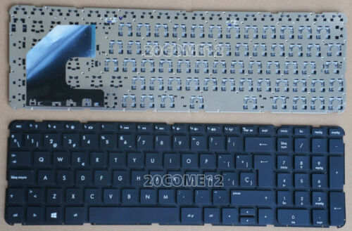 for HP Pavilion 15-b000es 15-b000ss 15-b001es Keyboard Spanish Teclado No Frame