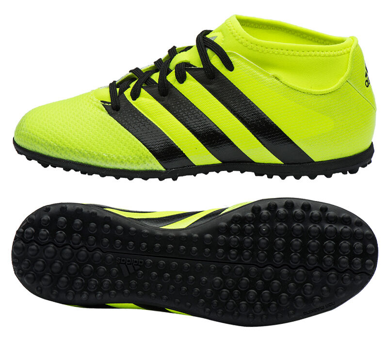 Adidas ACE 16.3 Primemesh TF (AQ3429) Turf schuhe, Soccer Football Cleats Stiefel