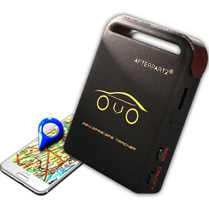 gps tracker ovo 102b gsm gprs sms sender berwachung auto. Black Bedroom Furniture Sets. Home Design Ideas