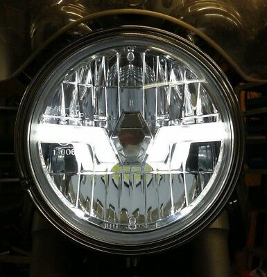 Crystal clear LED headlight head light   Suzuki bandit GSF 600 N /'CE/' /'E/'