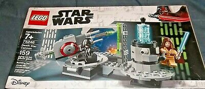 LEGO Star Wars A New Hope Death Star Cannon 75246 Advanced Building Kit New