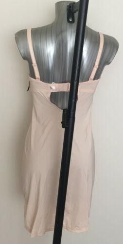 34E Superfit Underwired Multiway Bra Slip Strapless Blush Charnos Sizes 32 C-F