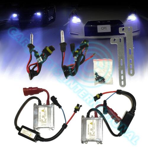 H7 6000K Xenon Canbus HID Kit pour adapter SEAT IBIZA modèles