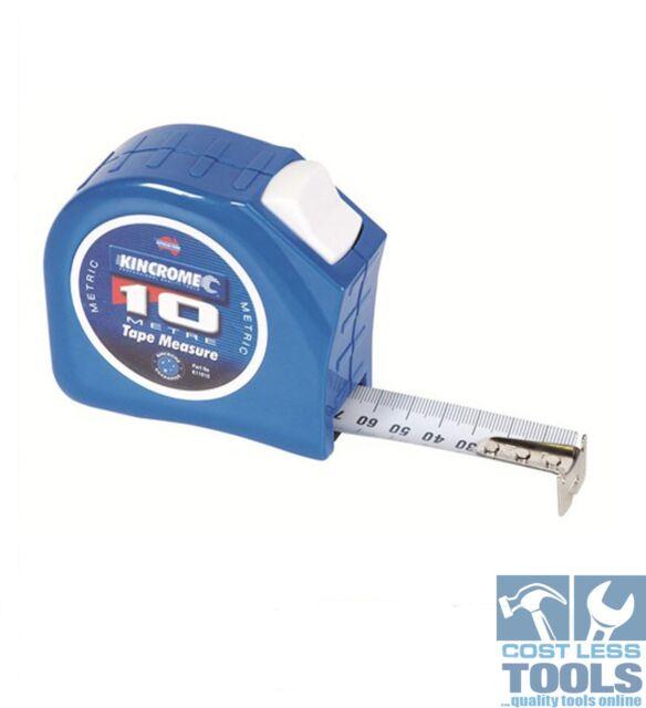 Kincrome Tape Measure 10m Metric - K11010