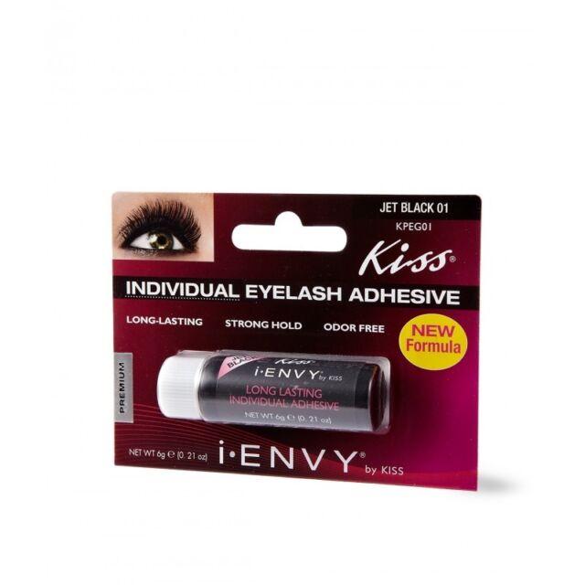 Kiss I Envy Pro Long Lasting Individual Eyelash Adhesive Glue Jet