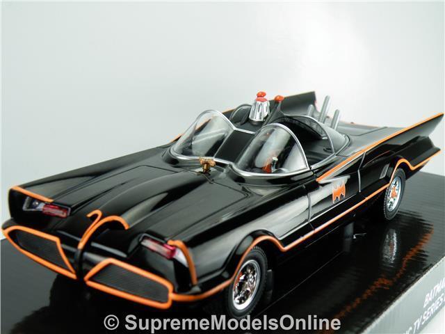 entrega rápida Batman Batman Batman Batmobile TV Series coche modelo 1 24 tamaño Hotwheels versión BLY66 R 0154 X  {}  mejor moda