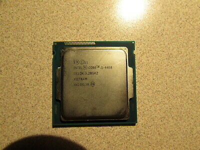 Intel Core i5-4460 SR1QK 3.2GHz Quad Core LGA 1150 CPU Processor *km