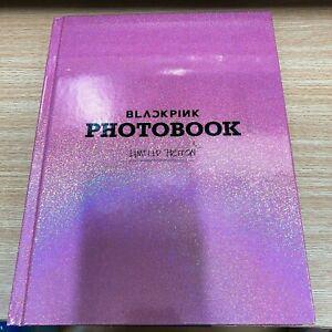 Blackpink Jennie Jisoo Rose Lisa Official Photobook Limited Edition Kpop Idol   eBay
