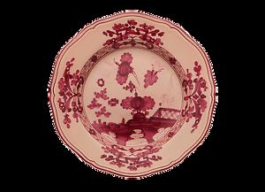 Richard Ginori Oriente Italiano Vermiglio - Dishes 18 pieces 6 pers ...