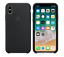 BLACK-GENUINE-ORIGINAL-Apple-Silicone-Case-NEW-iPhone-X-RRP-39 thumbnail 2