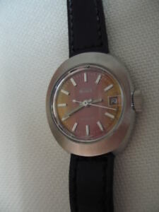 NOS-NEW-VINTAGE-SWISS-HAND-WINDING-ERNEST-BOREL-WOMEN-039-S-WATCH-1960-039-S-WITH-DATE