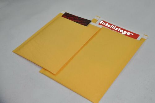 """#7 14.25x20 KRAFT BUBBLE MAILERS PADDED ENVELOPES SEAL MAILING 14.25/""""x19/"""" 5-1000"""