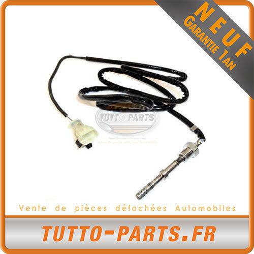 Capteur Température Gaz d/'échappement Opel Astra H Zafira B 1.7CDTI 55566621