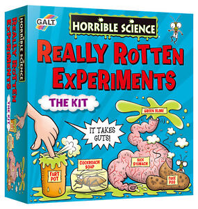 Galt-Toys-Horrible-Science-Really-Rotten-Experiments-FAST-amp-FREE-DELIVERY
