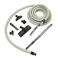 Valet Ducted Vacuum Cleaner 12m Hose & Tool Kit + Bonus Hard Floor Head