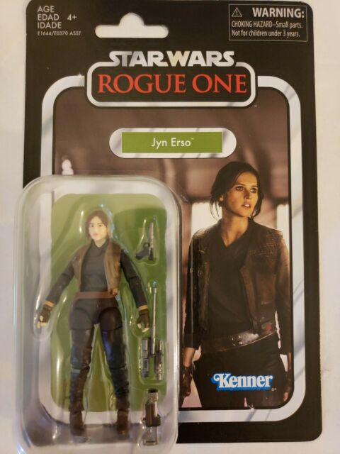 Star Wars Rogue One - Jyn Erso - Kenner