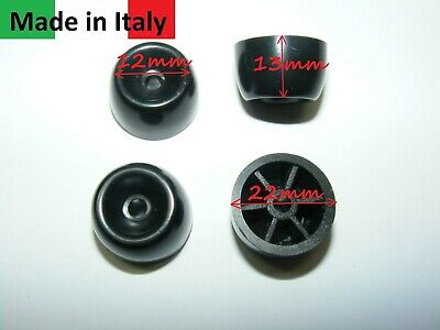 4 X Füße, Akkordeon /ersatzteile Neu,feet For Accordion,new+schrauben 4 Stück Hohe Belastbarkeit