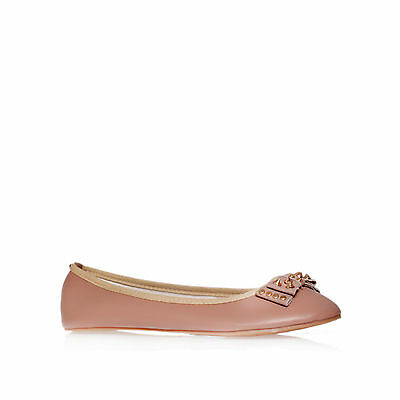 LAREINA KG KURT GEIGER SYNTHETIC PINK WOMENS LADIES SHOE