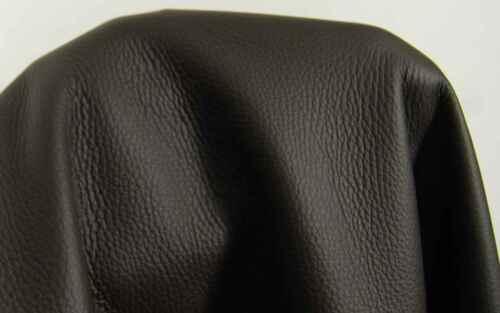 Rindsleder Nappa schlamm-braun 1,2-1,4 mm Wunschgröße Leder Möbelleder #w001