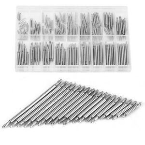 216pcs-Watchmaker-Watch-Band-Spring-Bars-Strap-Link-Pins-Steel-Repair-Kit-Tools