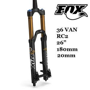 Details about 2015 FOX 36 VAN RC2 26