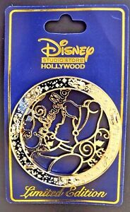 Disney Pins - Princess Silhouette Pin - Cinderella - LE 300