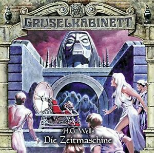 GRUSELKABINETT-FOLGE-123-DIE-ZEITMASCHINE-CD-NEW