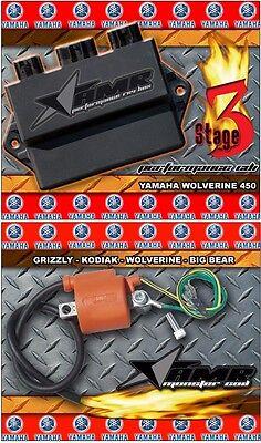 High Performance Ignition Coil For YAMAHA KODIAK WOLVERINE TIMBERWOLF ATV