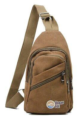 Pflichtbewusst Sling Bag Herren Schultertasche Brusttasche Umhängetasche Crossbody Rucksack StäRkung Von Sehnen Und Knochen