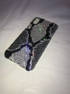 iPhone-XS-MAX-Bling-Crystal-Back-Case-Cover-Made-With-100-SWAROVSKI-Crystals