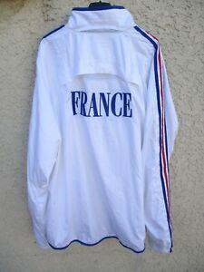 Veste-EQUIPE-DE-FRANCE-ADIDAS-sport-jacke-giacca-jacket-204-XXXL-D-I-10-UK-48-50